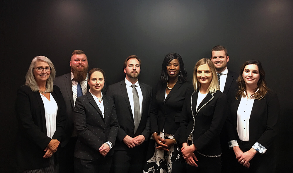 photo of the Family Law Legal Staff at Crerar Badejo Hagen
