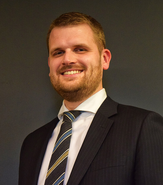 photo of Jens Deppe, Associate with Crerar Badejo Hagen Family Law Group