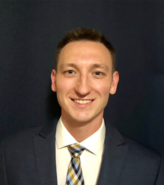 photo of Daniel Zenko, Student-at-Law with Crerar Badejo Hagen Family Law Group